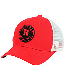 Top of the World Rutgers Scarlet Knights Coin Trucker Cap