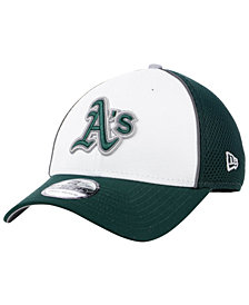 New Era Oakland Athletics Pop Reflective 39THIRTY Cap