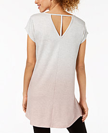 Ideology Ombré Tunic, Created for Macy's