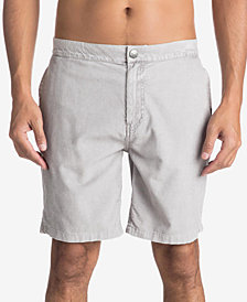 "Quiksilver Men's Silver Sconce 10"" Shorts"