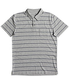 Quiksilver Men's Knolljet Striped Polo