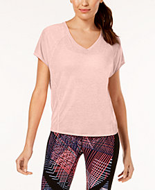 Calvin Klein Performance Relaxed Tie-Back T-Shirt