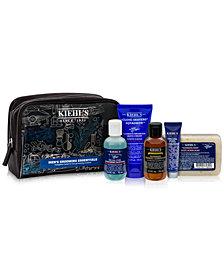 Kiehl's Since 1851 6-Pc. Men's Grooming Essentials Set