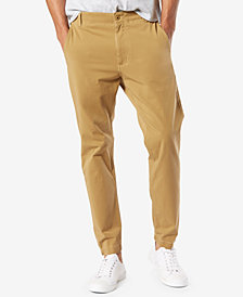 Dockers Men's Slouch Tapered Fit Alpha Smart 360 FLEX  Jogger Pants