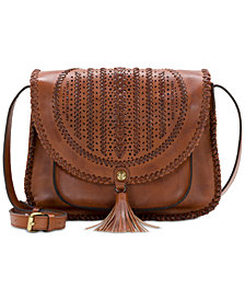 Patricia Nash Braided Baratolli Crossbody