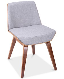 Corazza Dining Chair, Quick Ship