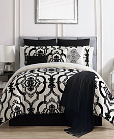 Zuri 14-Pc. Queen Comforter Set