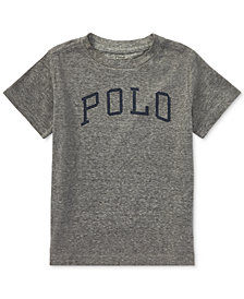 Polo Ralph Lauren Graphic T-Shirt, Little Boys