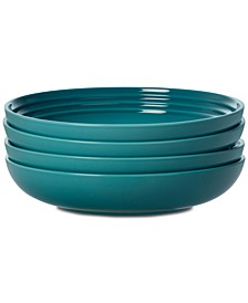 """4-Pc. 8.5"""" Pasta Bowls Set"""