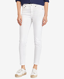 Polo Ralph Lauren Tompkins High-Rise Skinny Jeans