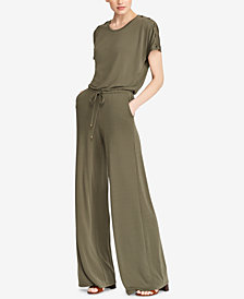Lauren Ralph Lauren Petite Stretch Jumpsuit