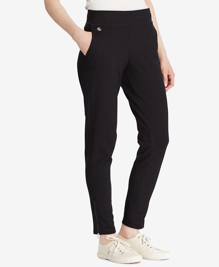 Lauren Ralph Lauren - Jersey Ankle Pants