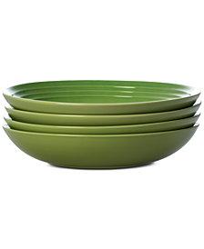 """Le Creuset 4-Pc. 9.75"""" Pasta Bowls Set"""