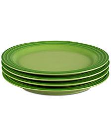 Le Creuset 4-Pc. Salad Plates Set
