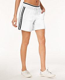 Calvin Klein Performance Striped Terry Shorts