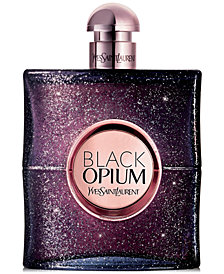 Yves Saint Laurent Black Opium Nuit Blanche Eau de Parfum Spray, 3-oz.