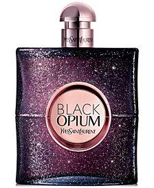 Yves Saint Laurent Black Opium Nuit Blanche Eau de Parfum Spray, 3-oz.