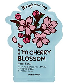 TONYMOLY I'm Cherry Blossom Sheet Mask - (Brightening)