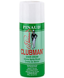 Clubman Shave Cream, 12-oz., from PUREBEAUTY Salon & Spa