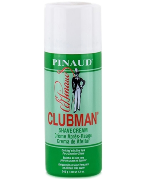 Image of Clubman Shave Cream, 12-oz, from Purebeauty Salon & Spa