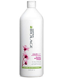 Matrix Biolage ColorLast Shampoo, 33.8-oz., from PUREBEAUTY Salon & Spa