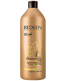 Redken Diamond Oil High Shine Shampoo, 33.8-oz., from PUREBEAUTY Salon & Spa