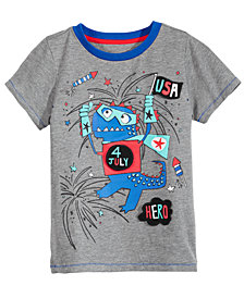 Epic Threads Flap-Graphic T-Shirt, Toddler Boys, Created for Macy's
