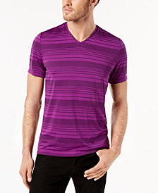 Alfani Men's Striped T-Shirt, Created for Macy's