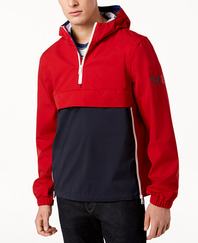 Tommy Hilfiger Men's Herbert Colorblocked Jacket, Created for Macy's