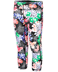 Ideology Printed Capri Leggings, Big Girls, Created for Macy's