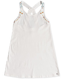 Roxy Big Girls & Big Girls Plus So Much Brighter Cotton Tank Dress,