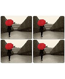 Paris Stroll Set of 4 Placemats
