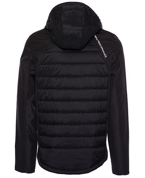 Halifax Men s HFX Mix-Media Hooded Ski Jacket - Coats   Jackets ... af9b3eb46