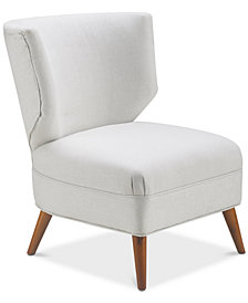Amelie Accent Chair, Quick Ship
