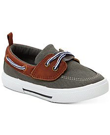 Carter's Cosmos Casual Boat Shoes, Toddler & Little Boys