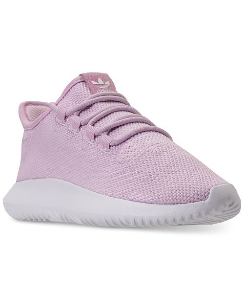 d0e0445399d3 adidas Big Girls  Tubular Shadow Casual Sneakers from Finish Line ...