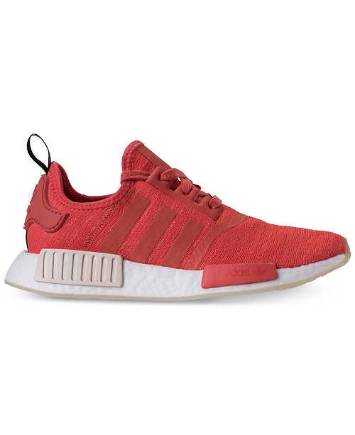 78db5958929ac adidas Women s NMD R1 Casual Sneakers from Finish Line   Reviews ...