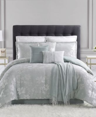 CLOSEOUT! Jardin 10-Pc. King Comforter Set, Created for Macy's