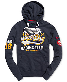 Superdry Men's Famous Flyers Hoodie