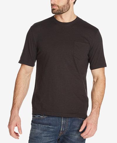 Weatherproof Vintage Men's Reverse Slub Pocket T-Shirt