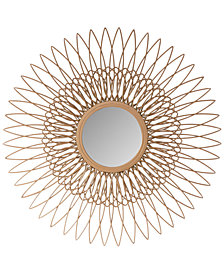 Madison Park Barron Sunburst Mirror