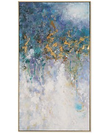 Uttermost Floating Abstract Wall Art