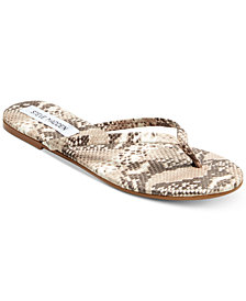 Steve Madden Women's Beach Flip-Flop Sandals