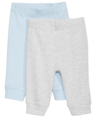 Baby Boys 2-Pack Cotton Pants,  Created for Macy's