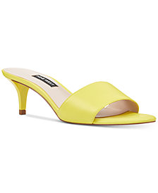 Nine West Lynton Slip-On Dress Sandals