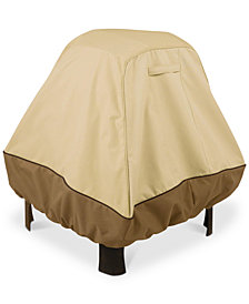 Stand Up Fire Pit Cover, Quick Ship