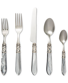 VIETRI Aladdin Antique 5-Pc. Flatware Place Setting