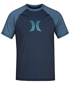 Hurley Men's Icon Swim Shirt