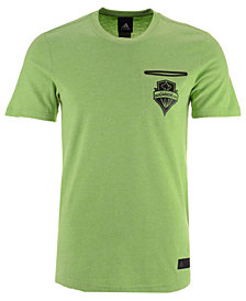 adidas Men's Seattle Sounders FC Pocket T-Shirt