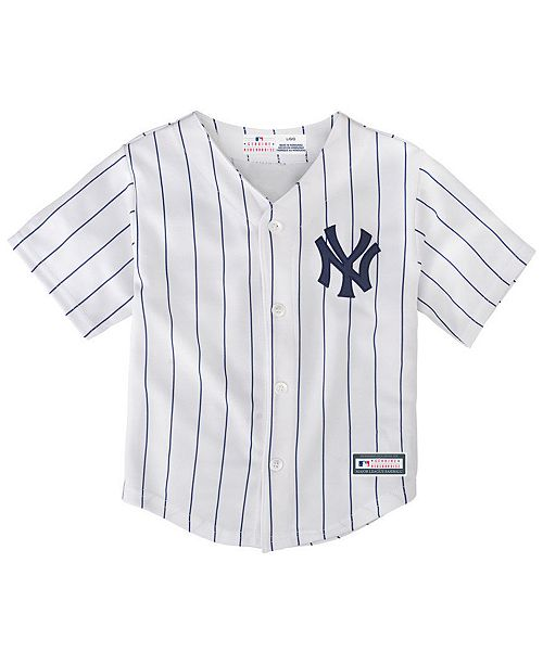 Majestic Giancarlo Stanton New York Yankees Player Replica Cool Base  Jersey 40c6a1e2d